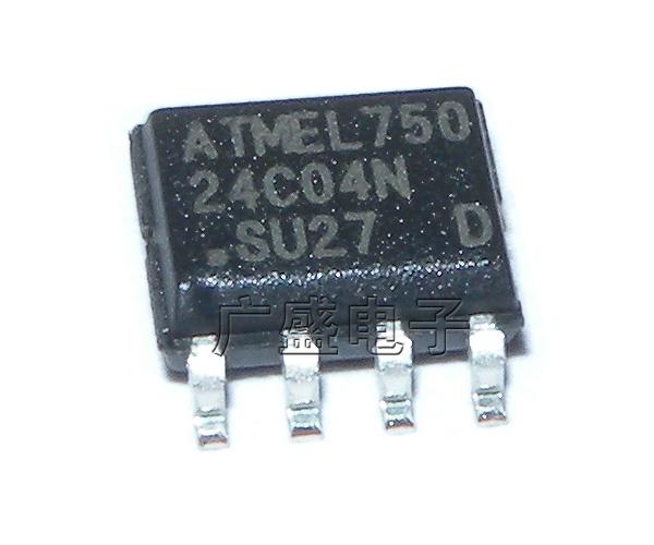 7-供应集成电路 atmel at24c04n-10su-2.7 型号:at24c04n-10su-2.
