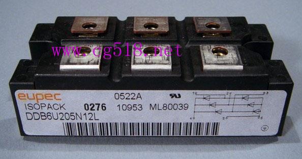 供应DDB6U205N12L-EUPEC模块尽在买卖IC网