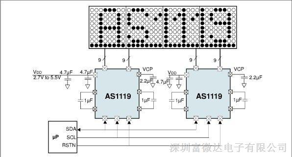 25q32bv存储器电路图