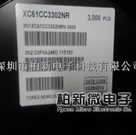 XC61CC3302NR TOREX代理商 深圳市柏新电子科技有限公司-XC61CC3302NR尽在买卖IC网