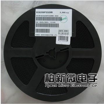 TOREX代理 XC6206P332MR深圳市柏新电子科技有限公司-XC6206P332MR尽在买卖IC网