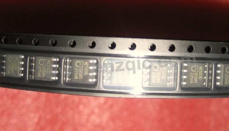ic集成电路芯片供应ne592d8 phi sop8