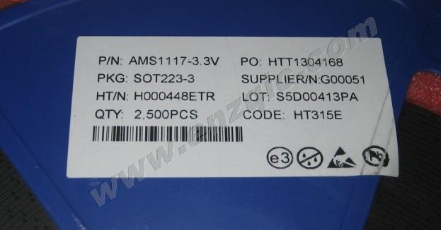 ams1117-3.3v尽在买卖ic网