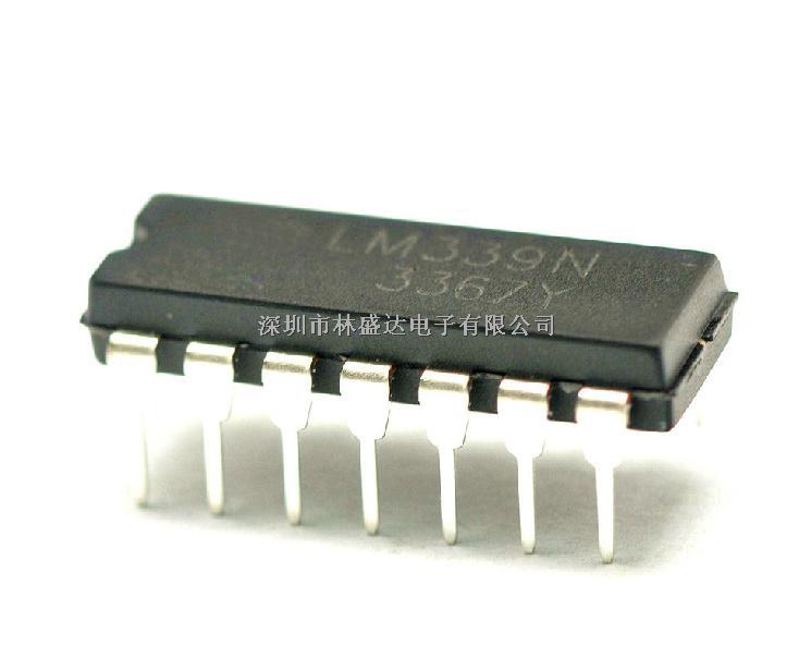 低功耗电压比较器 lm393