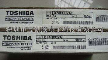 TC74HC02AF-TC74HC02AF尽在买卖IC网