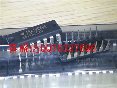TI/德州74 系类首选 深圳市喜盛达电子有限公司 SN74HC04N 74HC04N DIP-14长期订货 百分百进口原装正品现货-SN74HC04N尽在买卖IC网
