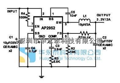 ob2212ap外围电路图