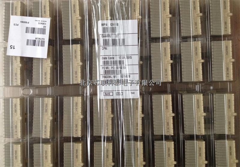 ERNI恩尼0.8毫米6针垂直式PCB通讯设备连接器114806 -114806尽在买卖IC网