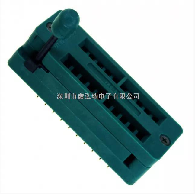 220-3342-00-0602J DIP-20 3M系列 锁紧插座 测试座-220-3342-00-0602J尽在买卖IC网