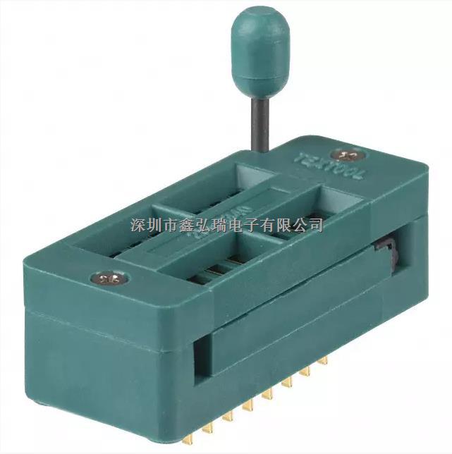 242-1293-00-0602J SDIP-42 3M系列 锁紧插座 测试座-242-1293-00-0602J尽在买卖IC网