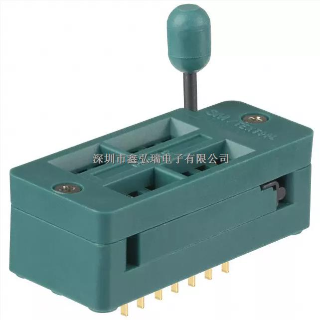 214-3339-00-0602J DIP-14 3M系列 锁紧插座 测试座-214-3339-00-0602J尽在买卖IC网