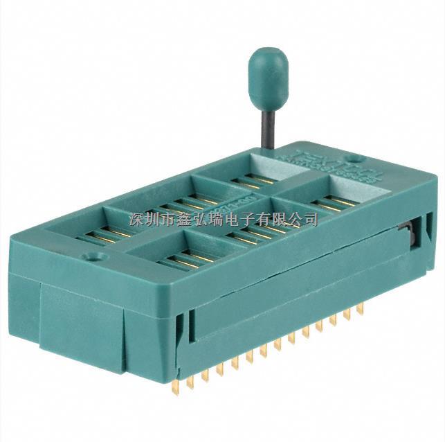 228-1371-00-0602J DIP-28 3M系列 锁紧插座 测试座-228-1371-00-0602J尽在买卖IC网