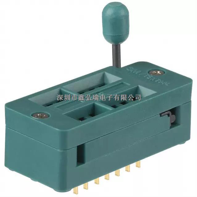 228-7396-55-1902 SOP-28 3M系列 锁紧插座 测试座-228-7396-55-1902尽在买卖IC网