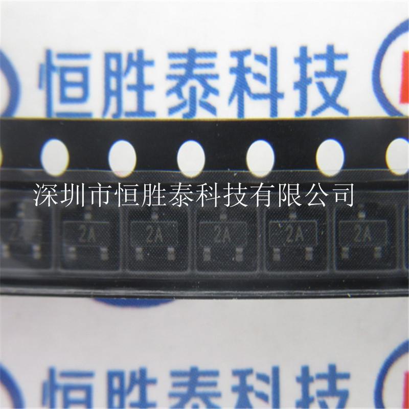 现货供应MMBT3906 2A  SOT-23  PNP贴片三极管 -MMBT3906尽在买卖IC网