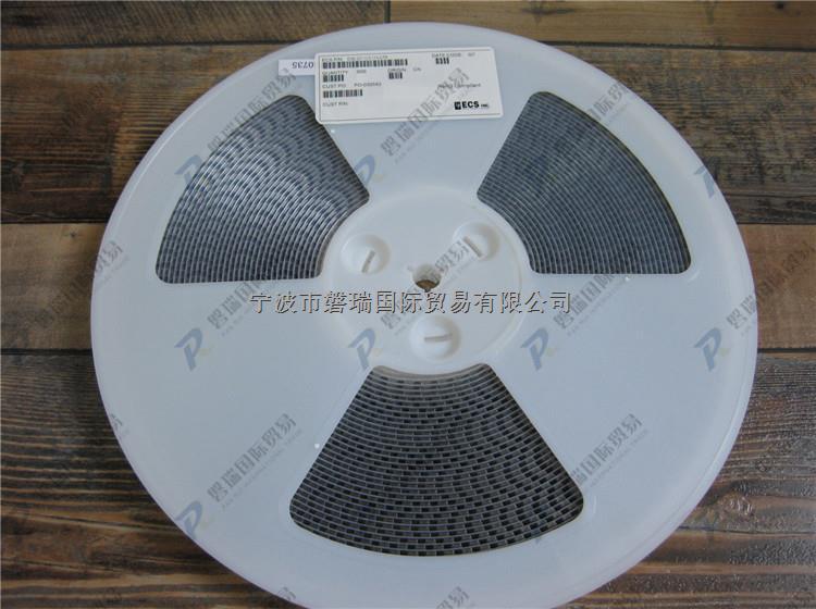 ECS 晶体32.7680KHZ 12.5PF SMD ECS-.327-12.5-17X-C-TR -ECS-.327-12.5-17X-C-TR尽在买卖IC网