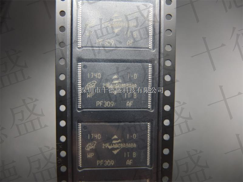MT29F16G08ABABAWP-IT:B  原装现货-MT29F16G08ABABAWP-IT尽在买卖IC网