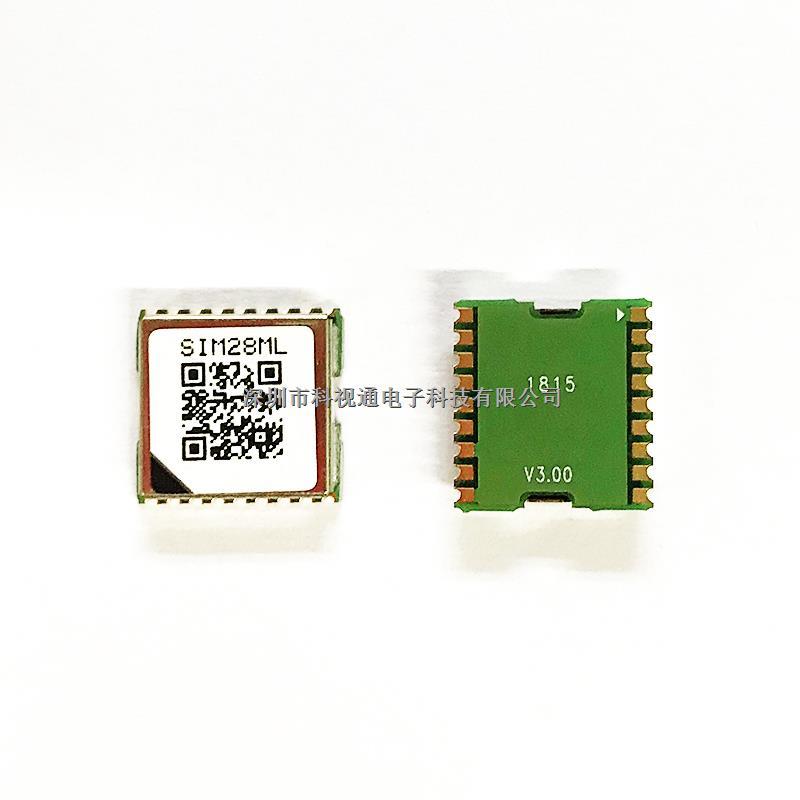 SIMCOM全新原装SIM28ML GPS定位模块长期可供-SIM28ML尽在买卖IC网