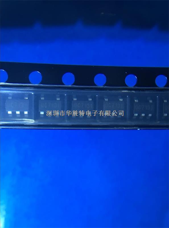 代理欧创芯OC7131 SOT23-5 只做原装正品现货 QQ:532055256-OC7131尽在买卖IC网