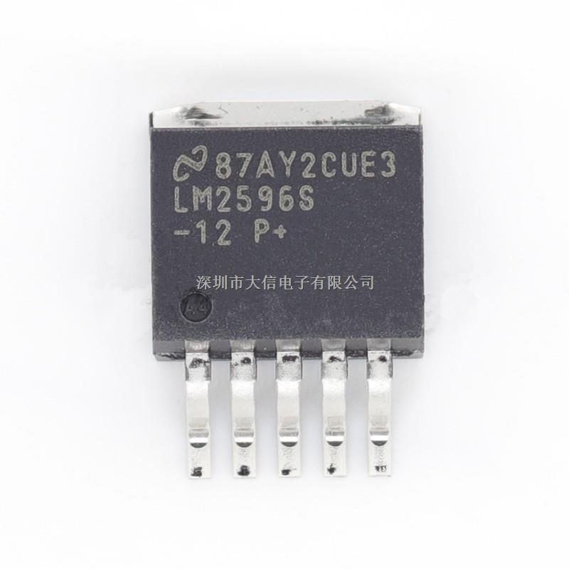 LM2596SX-12 3A 12V 降压开关稳压器-LM2596SX-12尽在买卖IC网