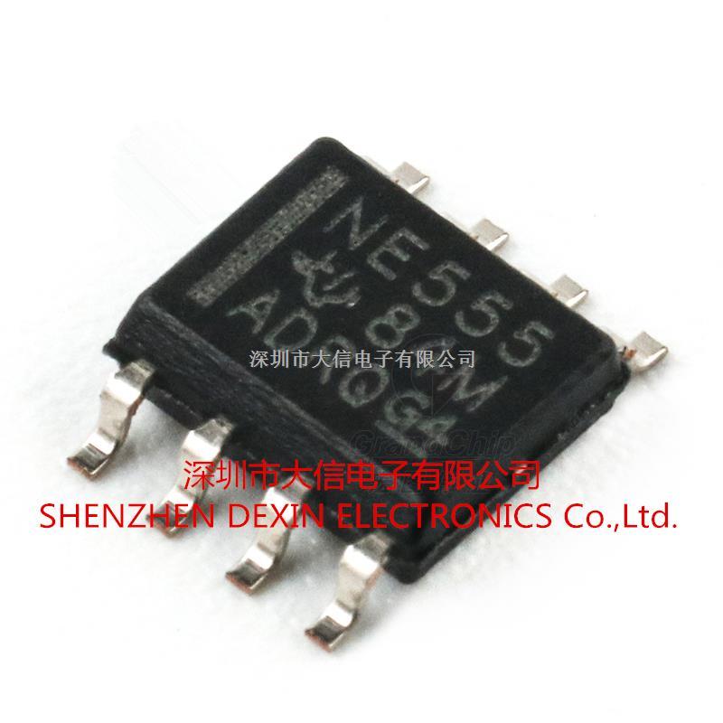 TI NE555DR SOIC-8 计时器IC 精密时基 芯片-NE555DR尽在买卖IC网