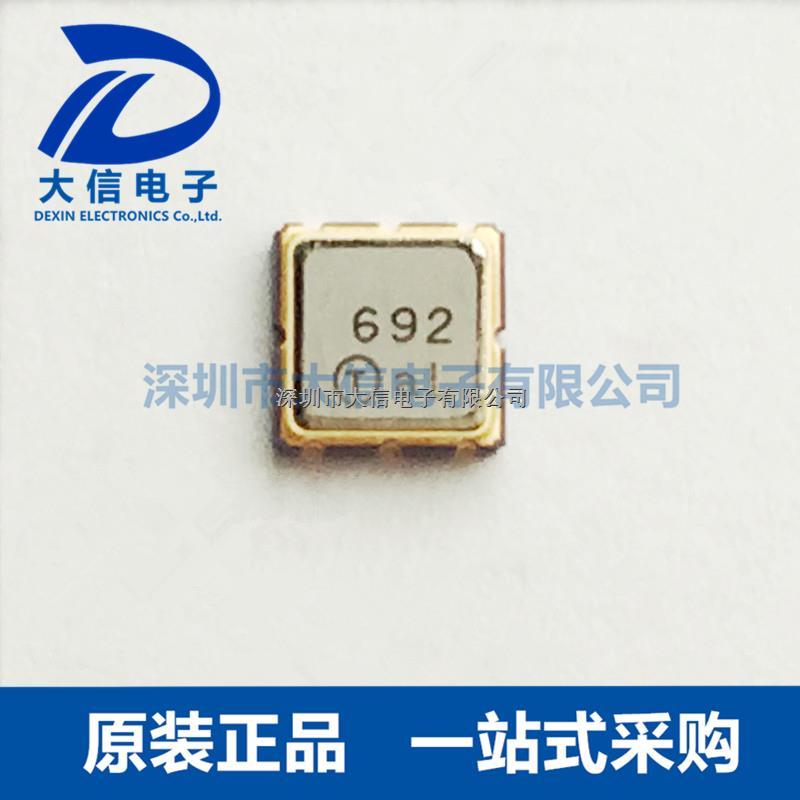 TA0692A TST 3.8×3.8毫米 433MHz声表滤波器-TA0692A尽在买卖IC网