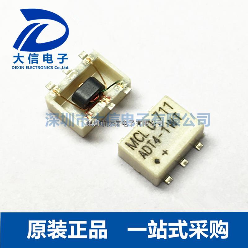 ADT1-1WT+ MINI SMD RF射频变压器IC芯片-ADT1-1WT+尽在买卖IC网