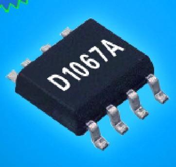 d1067a低成本车载充电器 2a车充 车充电路图