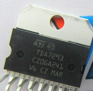 [市场动态]tda7293v 打字丝印