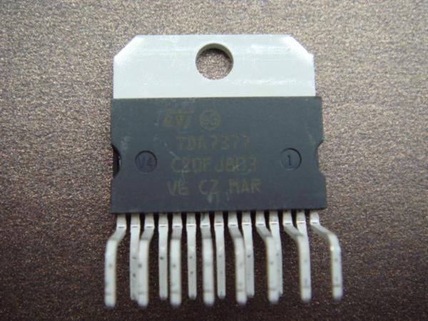 [市场动态]功放ic tda7377