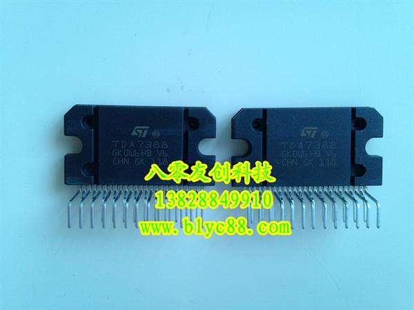 [市场动态]tda7388应用电路