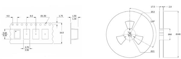 无源晶振电路图