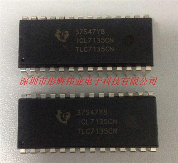 icl7135cn 模拟 - 数字转换器