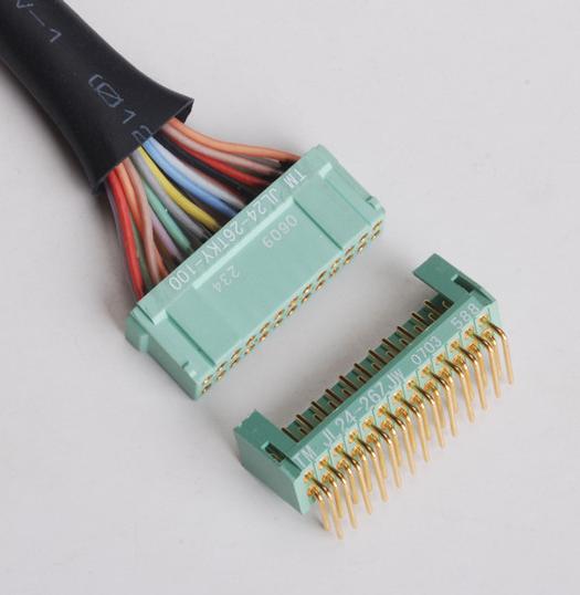 供应jl24-12zjb印制电路连接器