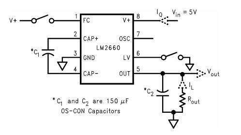 lm2660mx测试电路