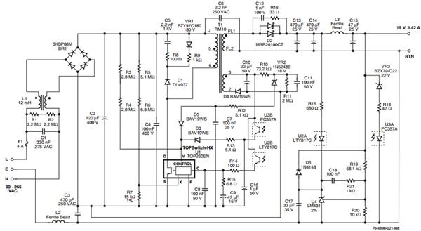 如果电路高于直流输入450vdc
