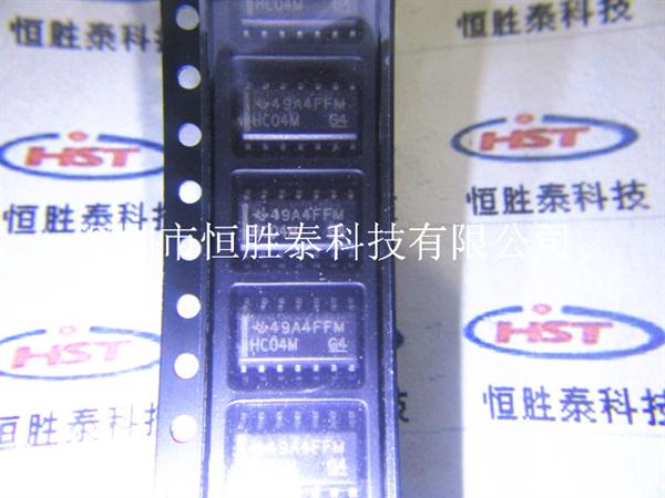 [市场动态]集成电路(ic)cd74hc04m96栅极和逆变器