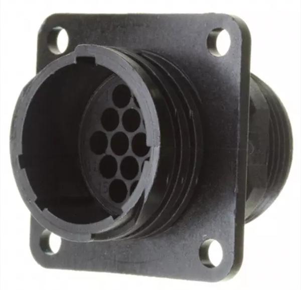 原装现货te圆形电源连接器206036-1可供样期货优势